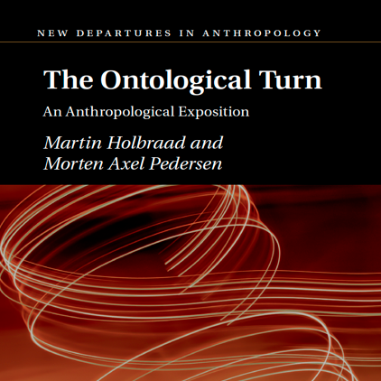 Read more about: New Book on The Ontological Turn